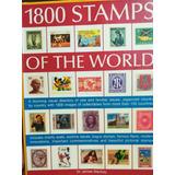 Libro De Estampillas 1800 Ilustraciones A Todo Color