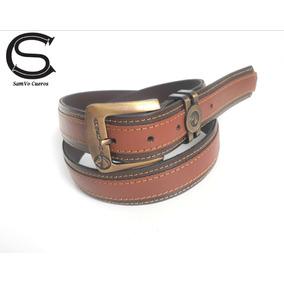 Cinturones De Cuero Legítimo Con Guarda- Samvo Cueros e2999c755a90