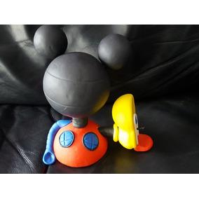 Adorno De Torta De Porcelana La Casa De Mickey Mouse