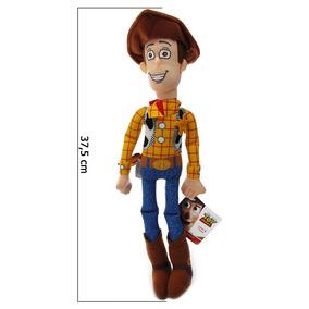 Bonecos Pelucia Coleção Toy Story Woody - Disney - Original