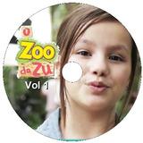 9 Dvds - Zoo Da Zu Incluindo Clipes Musicais