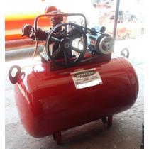 Compresor De 4 Hp Motor De 2 Hp 110/220 Tanque 300 Lts