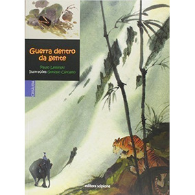 Livro Guera Dentro Da Gente Paulo Leminski
