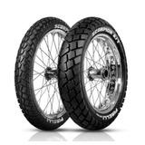 Cubierta Pirelli Mt90 Scorpion 120 80 18 Trasera Uso C/cam