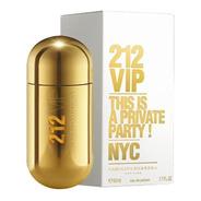 212 Vip Eau De Parfum 50ml Feminino | Original