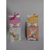 90 Caixas Leite Personalizada Para Páscoa 15x7x7 (milk)