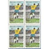 1969 C-658 Quadra Selos Milésimo Gol De Pelé
