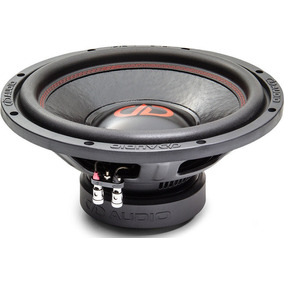 Subwoofer Dd Audio 12 300wrms 4 Ohms Tp Questo Nar