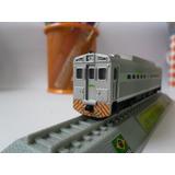 Locomotora Tren Silverliner Ii Brazil Escala N 1:160