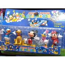 Miniaturas Turma Do Mickey - A Casa Do Mickey