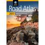 Mapa Road Atlas Rand Mcnally 2017