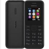 Nokia 105 Rm-1135 Dual-band (850/1900) Desbloqueado (negro)