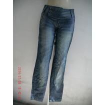 Linda Calça Jeans C/ Elastano- Ri19 Nº 44