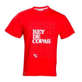 Remera Rey De Copas Copitas Independiente