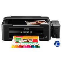 Impresora Epson Multifuncional L210 Tinta Continuo Original