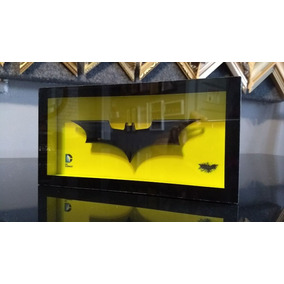Quadro Colecionador Batman The Dark Knight