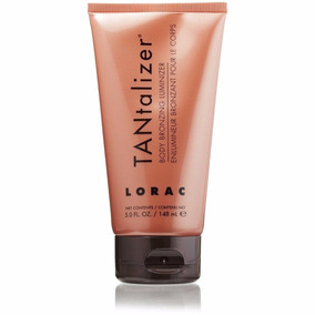 Lorac Tantalizer Body Bronzing Luminizer 148ml