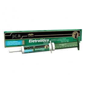Eletrolítico Booster Jcr 50g - Kit Com 2 Bisnaga