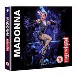 Madonna Rebel Heart Tour Blu-ray + Cd Nuevo Importado Stock