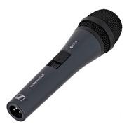 Sennheiser E835-s Micrófono Vocal Cardioide Con Switch On