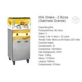 Máquina De Milkshake, Nova, 2 Bicos