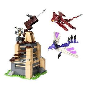 Juguete Ionix Cómo Entrenar A Tu Dragón 2 - Berk Atalaya Pl