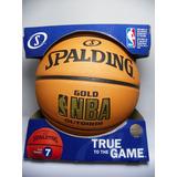 Balon Basquetbol Spalding Nba Gold - Todo para Básquetbol en ... 5a02d9b483cc8
