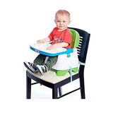 Silla De Comer Booster Plegable 2 Alturas Ok Baby - Verde