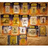 Star Wars Figuras De Plomo Planeta De Agostini