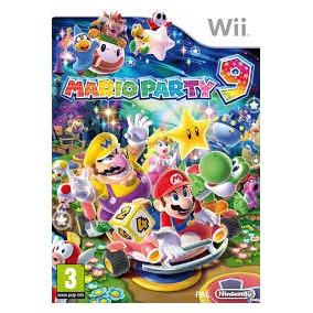 Mario Party 9 Wii Nuevo Sellado Original Fisico