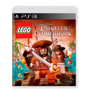Lego Pirates Of The Caribbean: The Video Game Ps3 Semi-novo