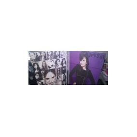 Caderno 20 Materia Demi Lovato 42487654