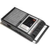 Sony Reproductor De Cassettes Tcm-858 Reproductor Portátil
