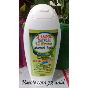 Shampoo Natural 12 Ervas Shamper Natu Com 72 Und