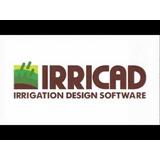 Irricad 14: Software Para Diseño De Riego/cad