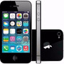 Iphone 4s 16gb 8mp Original Anatel Br+nf+capa+película Vidro