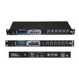 Gbr 3mg-control 5 Us Reproductor Mp3 Rack 19 Usb Sd Mic Eq