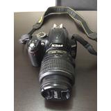 Cámara Fotográfica D-3000, Uso Particular. Oferta