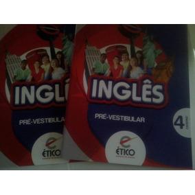 Livro De Inglês Pré-vestibular Ético Volume 3 E 4