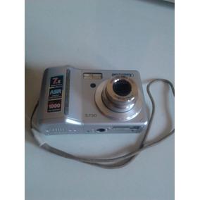 Camara Samsung S730 (detalle De Flahs)