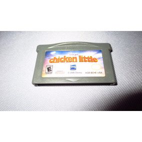 Chicken Little Game Boy Advance Gba **juegazo**