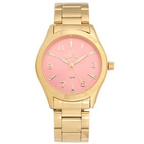 Relógio Allora Dourado Feminino - Al2035fkl/4t