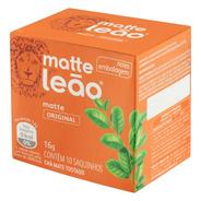 Chá Matte Leão Mate Original 10 Sachês