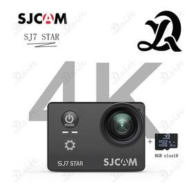 Câmera Sjcam Sj7 Star 4k Original Wifi 16mp Touch Tela 2pol