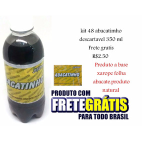 48 Refrigerante Descartável Abacatinho 350 Ml Gilmar Viana