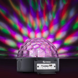 Esfera De Luces Led Con Bocinas Y Reproductor Usb/ | Led-050