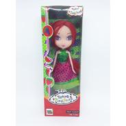 Boneca Toy King Tutti Frutti - Com Perfume De Melancia