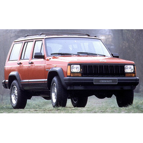 1988 jeep 4x2 cherokee owners manual original