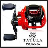 Carretilha Daiwa Tatula Type-r R 100hl Red Edição Limitada.