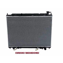 Radiador Nissan Murano 3.5 V6 03-07 Aut/ Mec